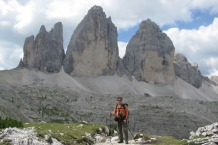 Dolomity - Tre Cime di Lavaredo