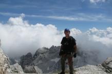Dolomiti di Brenta - Sentiero Alfredo Benini