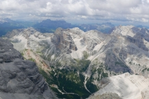 Dolomity - Masyw Tofany