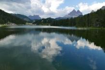 Dolomity - Jezioro Misurina