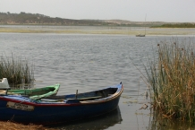 laguna de Santo André
