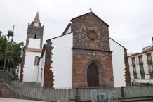 Madera, Funchal. Katedra Wniebowzięcia Matki Bożej
