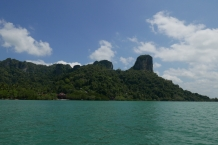 Tajlandia. Z Railay do Krabi